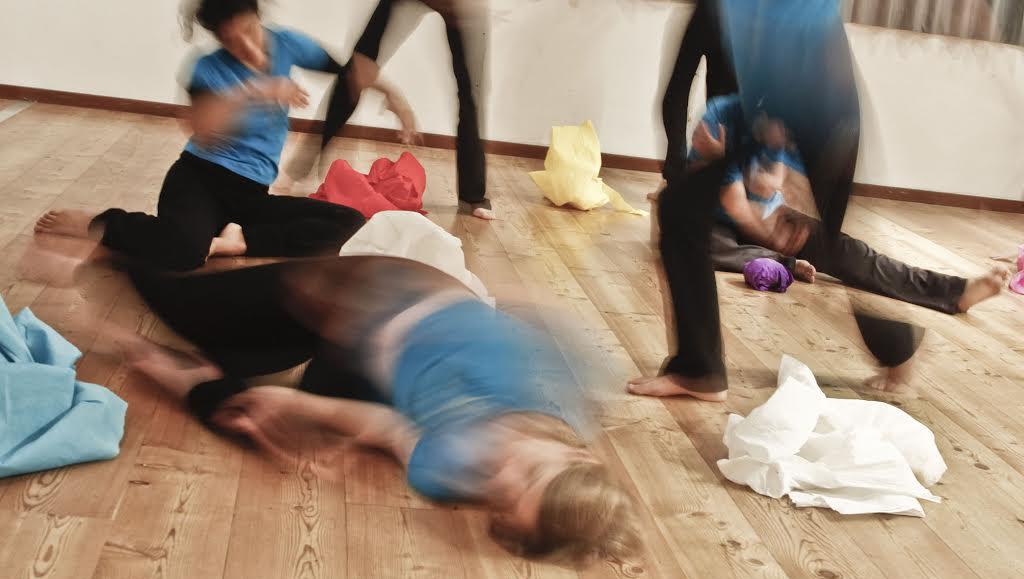 Danzaterapia - La Ruota delle Danze