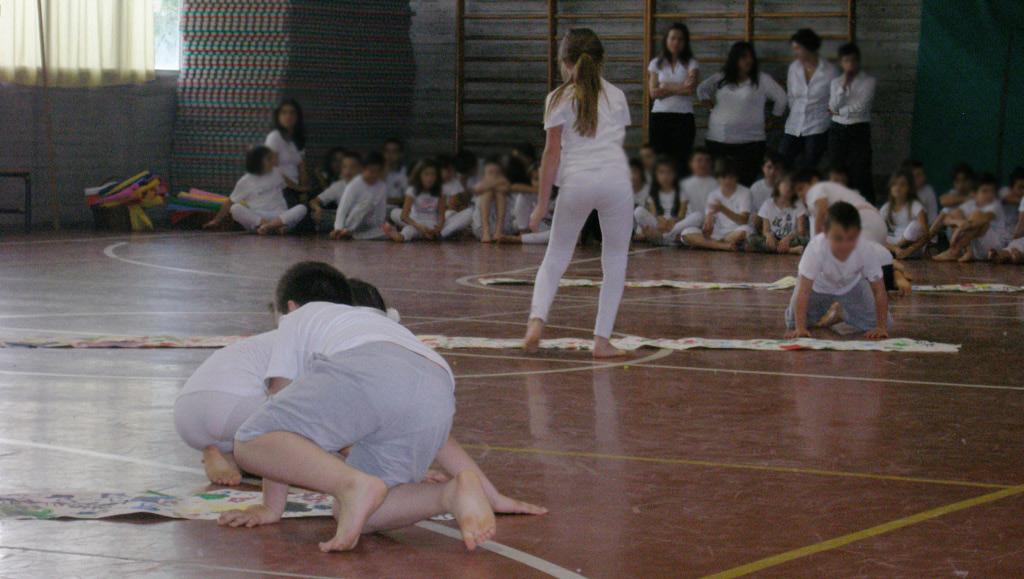 Laboratorio scuole - La Ruota delle Danze